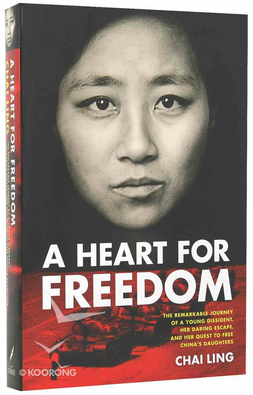 A Heart For Freedom Paperback