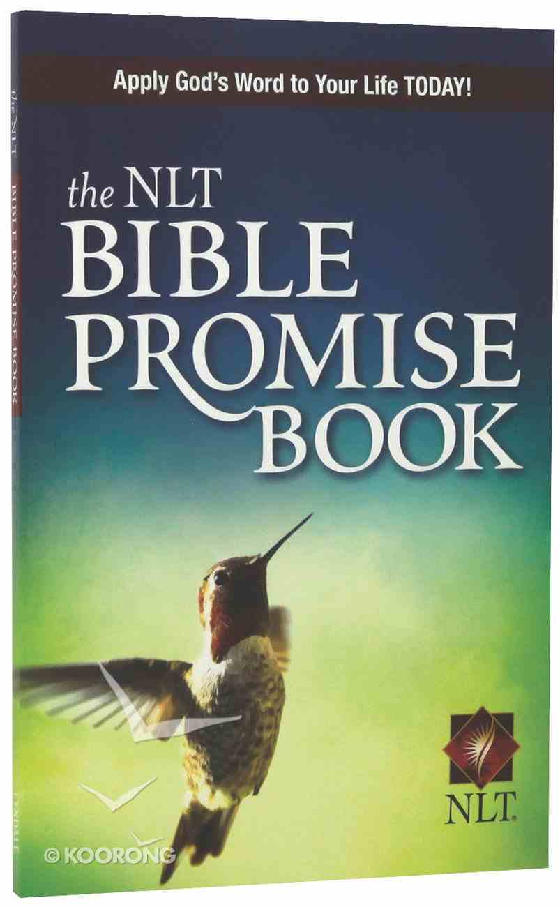 The NLT Bible Promise Book (Bible Promises Series) Paperback