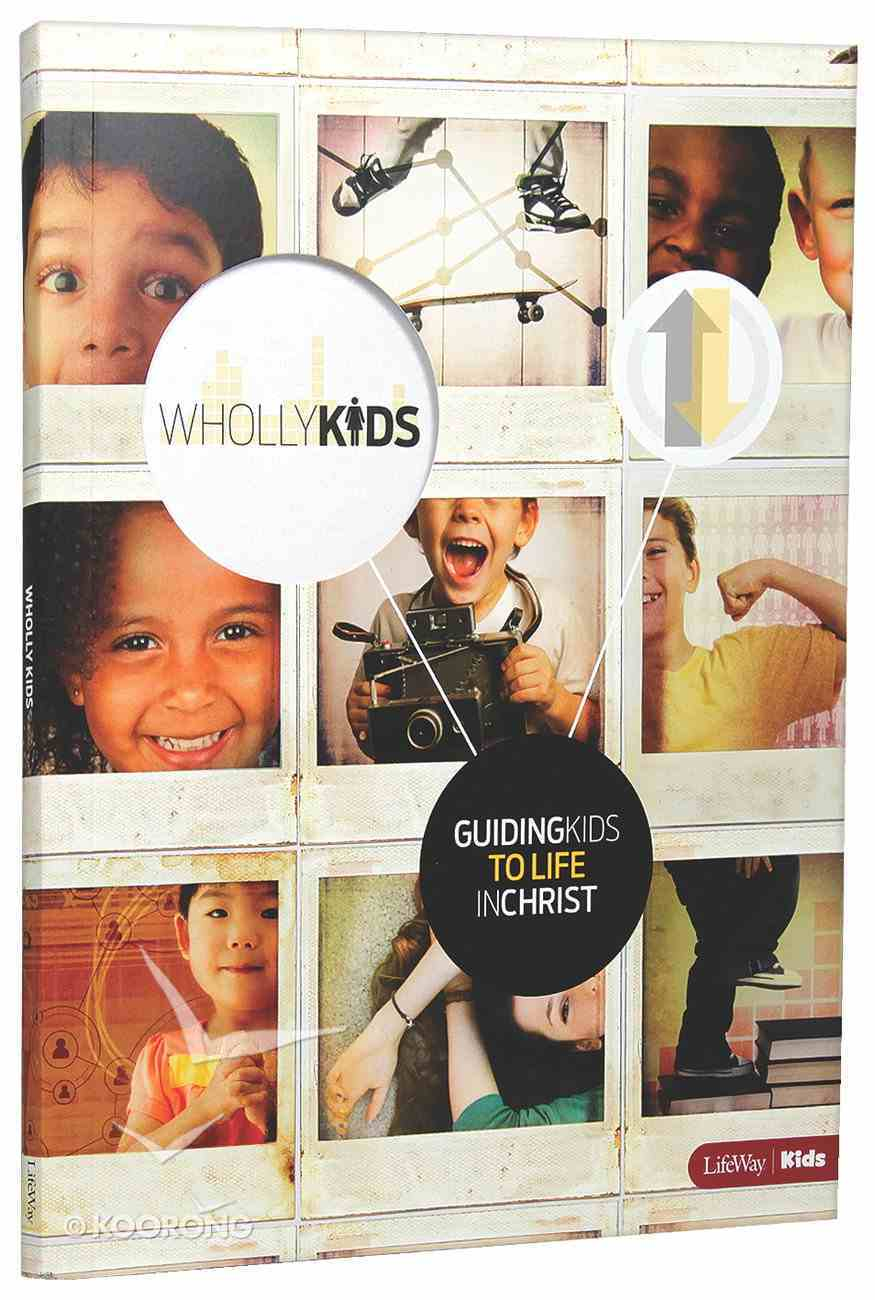 Wholly Kids Paperback
