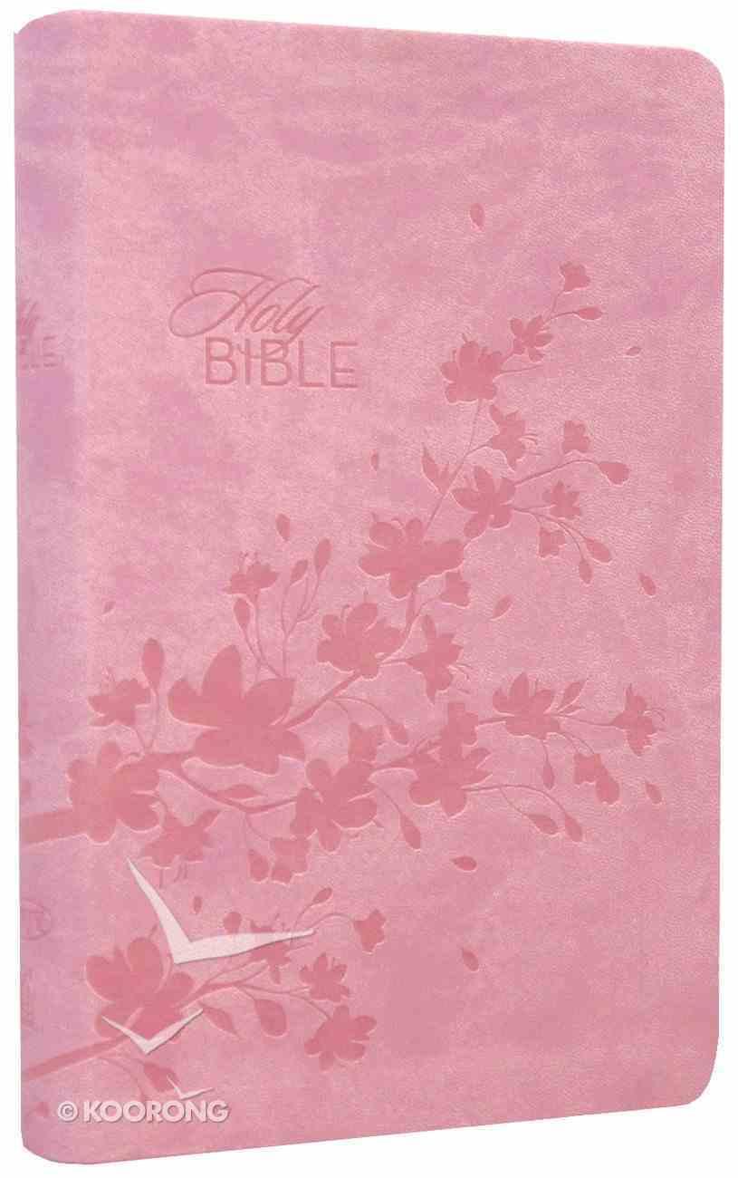 NKJV Gift Bible Cotton Candy Premium Imitation Leather
