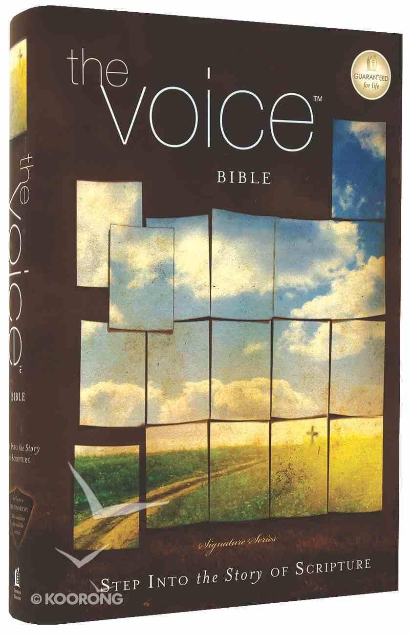 The Voice Bible Hardback
