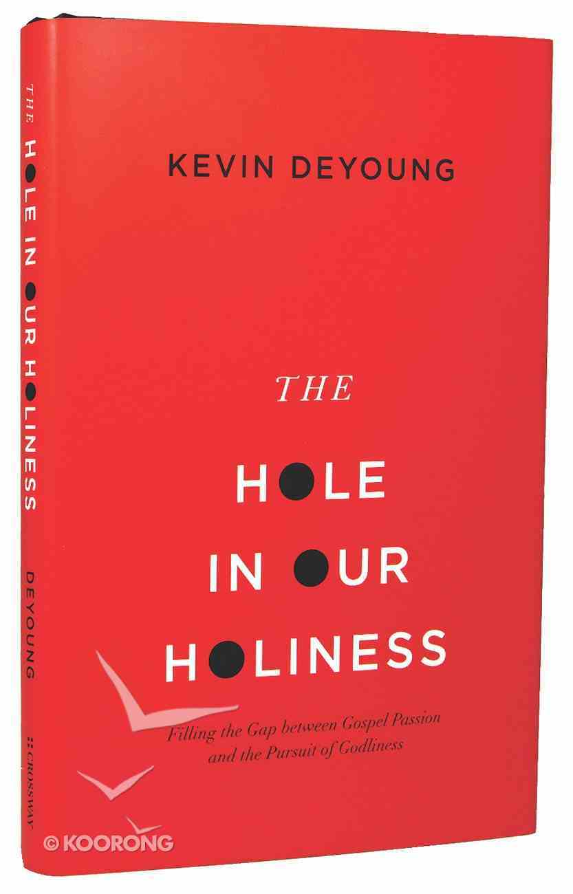 The Hole in Our Holiness Hardback