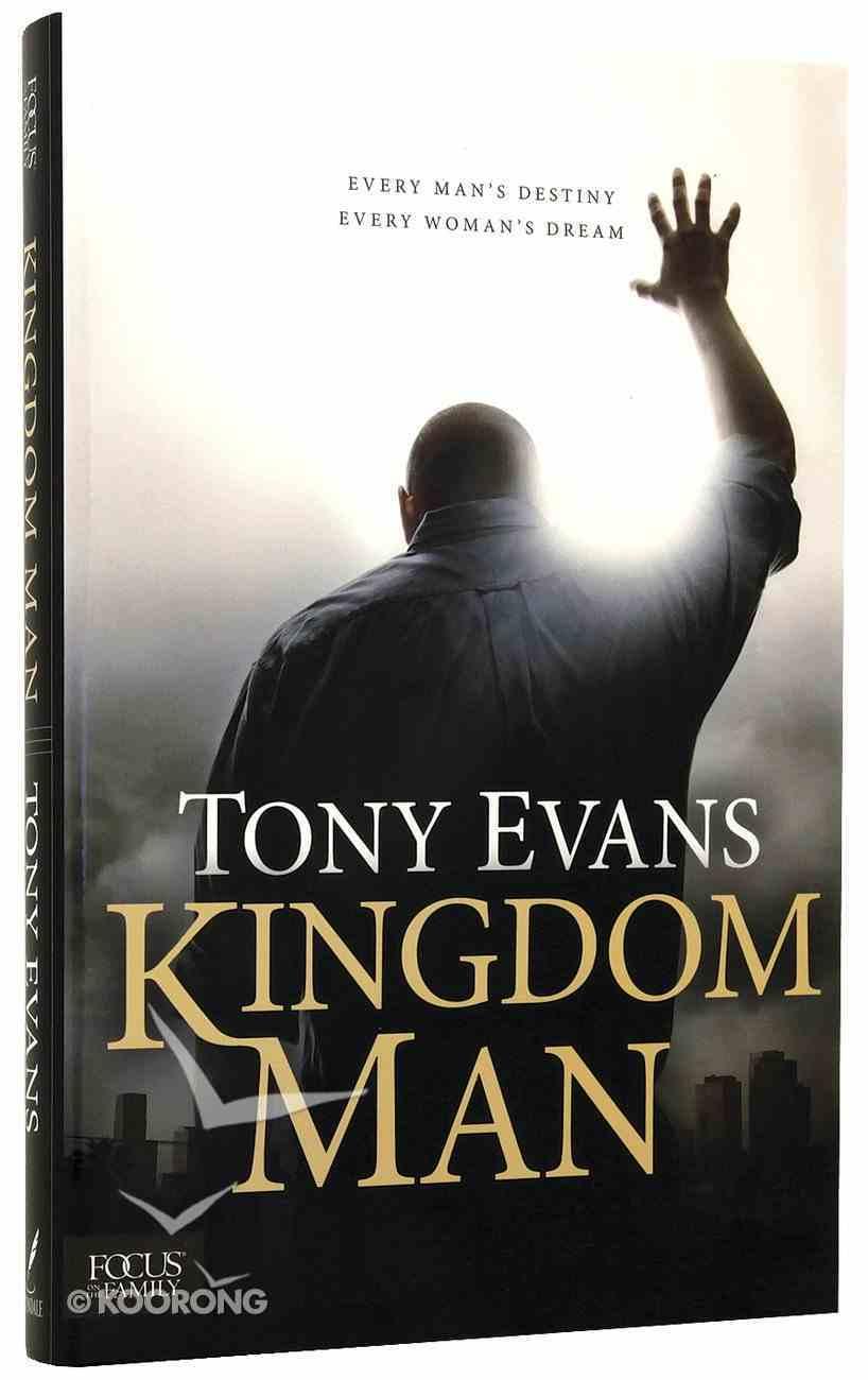 Kingdom Man Hardback