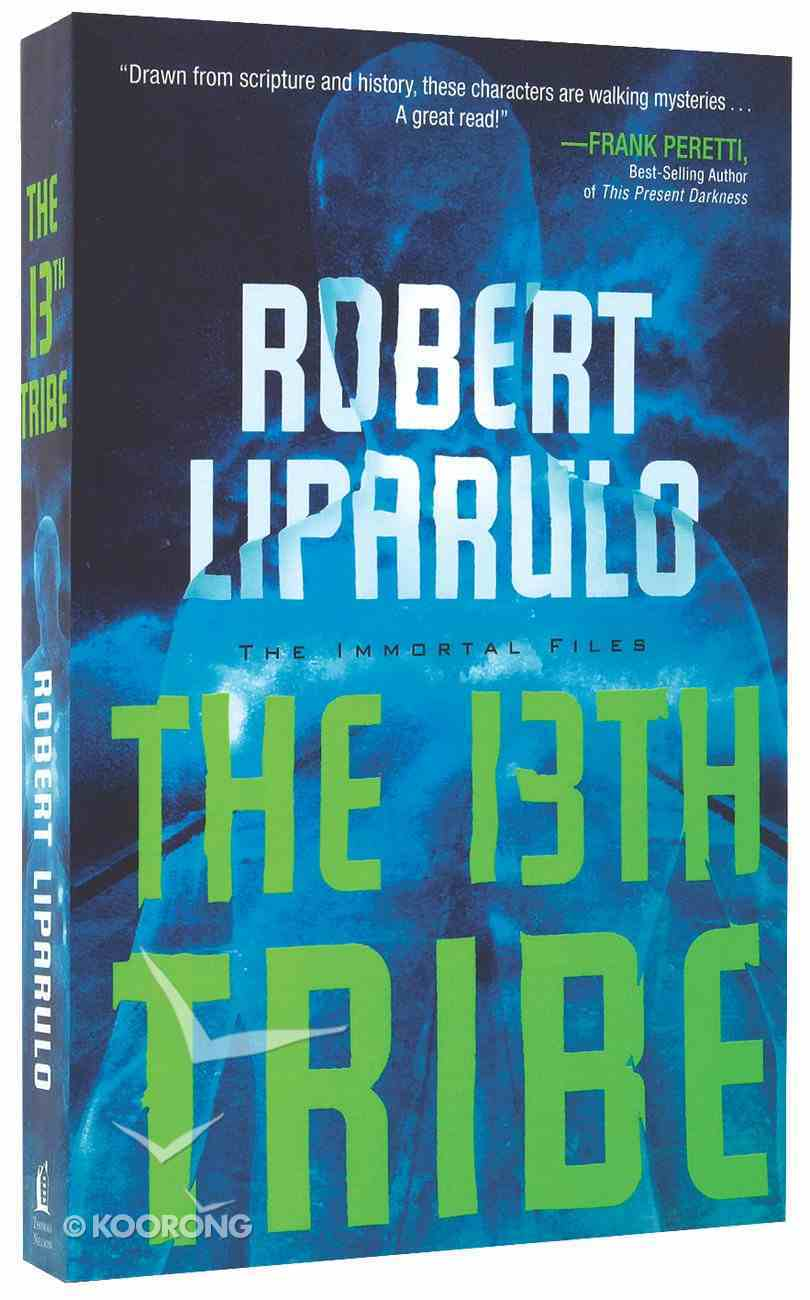 The 13Th Tribe (#01 in Immortals Files Series) Paperback