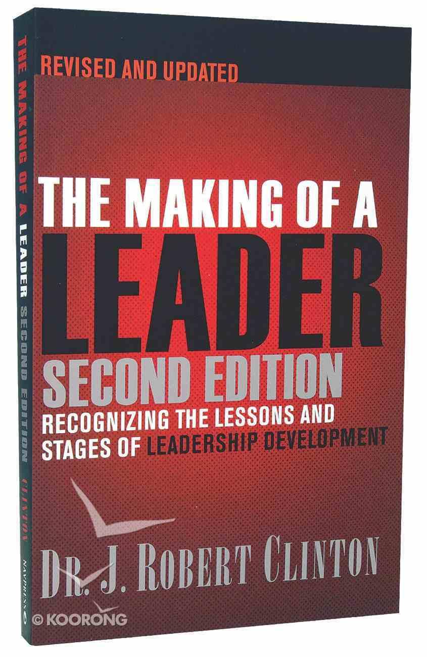 Making of a Leader Paperback