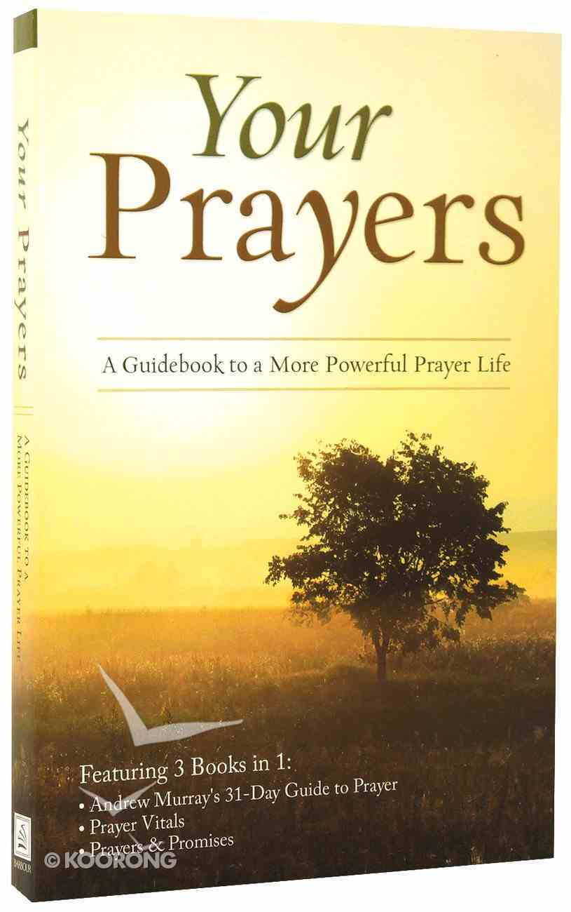 Your Prayers Paperback