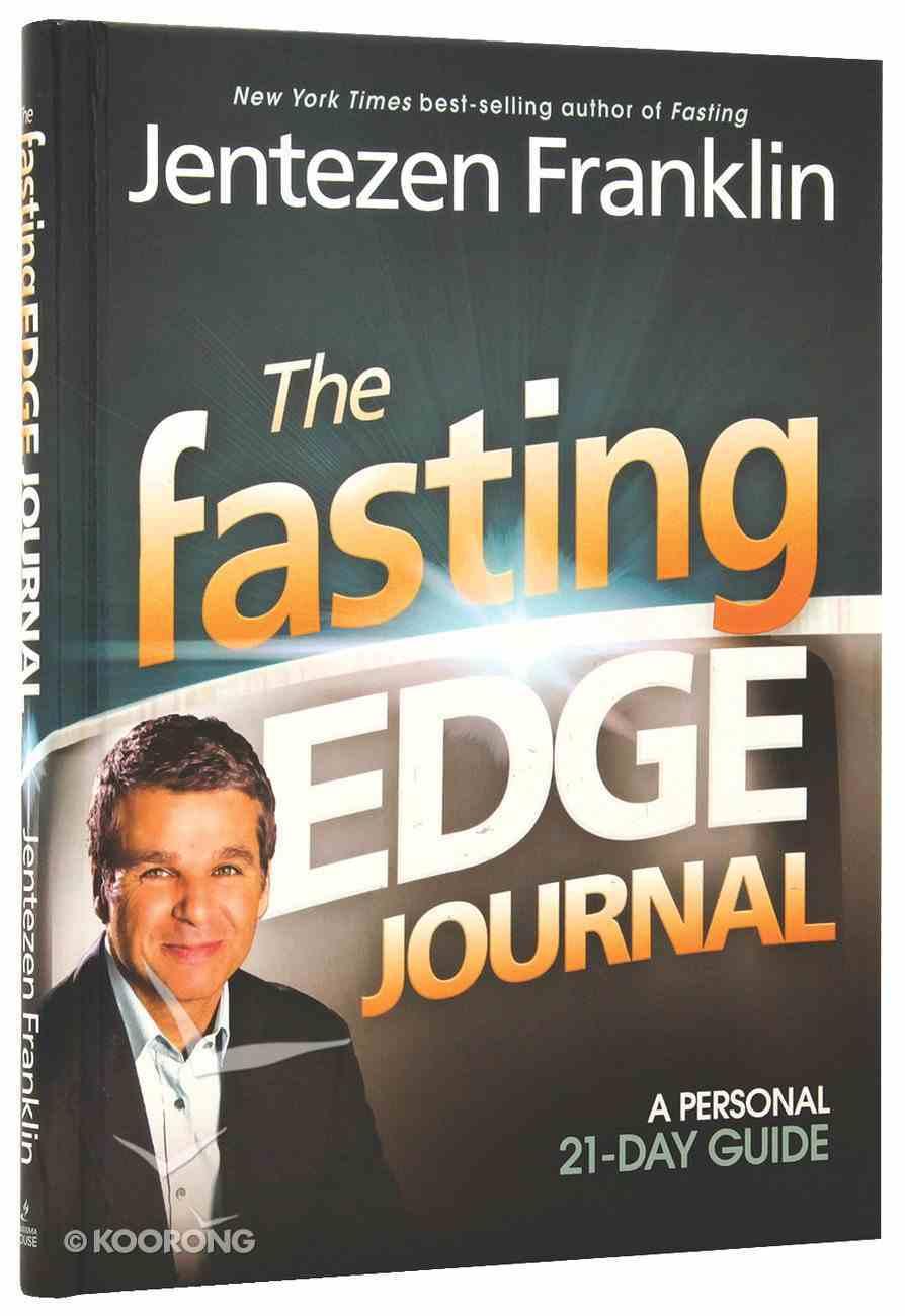 The Fasting Edge Journal Hardback