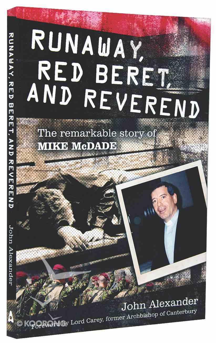 Runaway, Red Beret, and Reverend Paperback