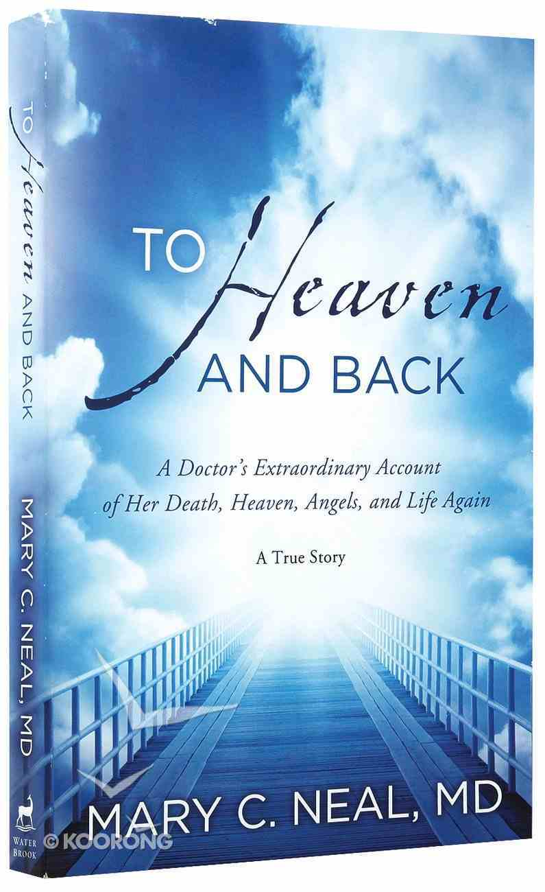 To Heaven and Back Paperback