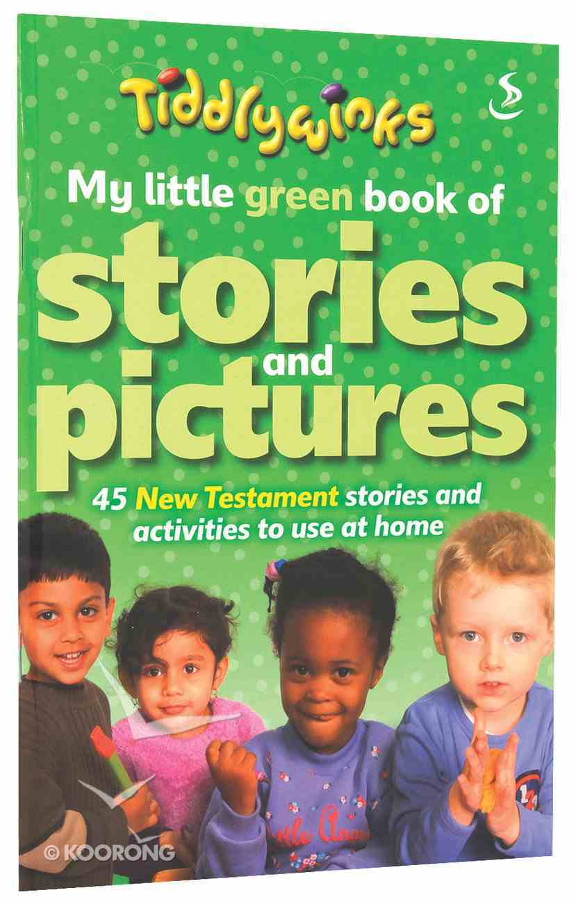 My Little Green Book (New Testament) (Tiddlywinks Series) Paperback
