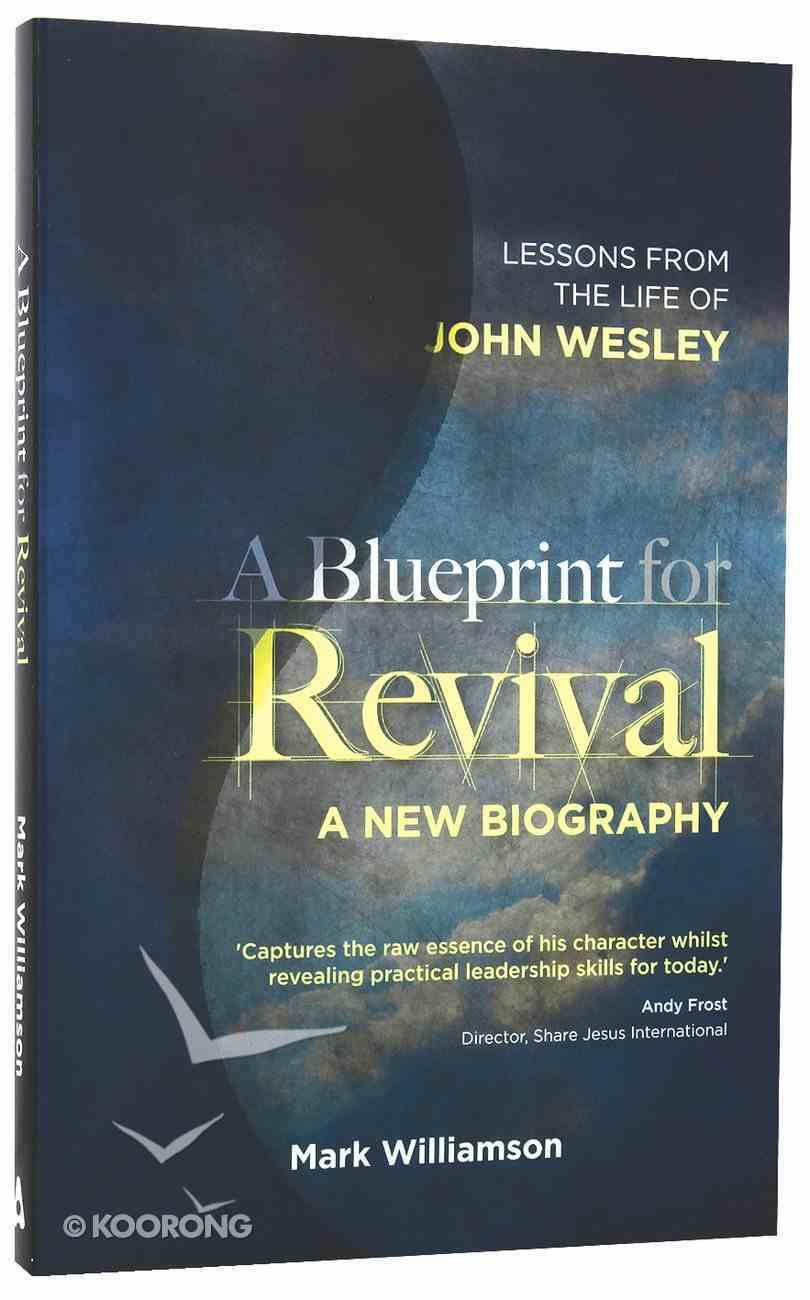 A Blueprint For Revival Paperback