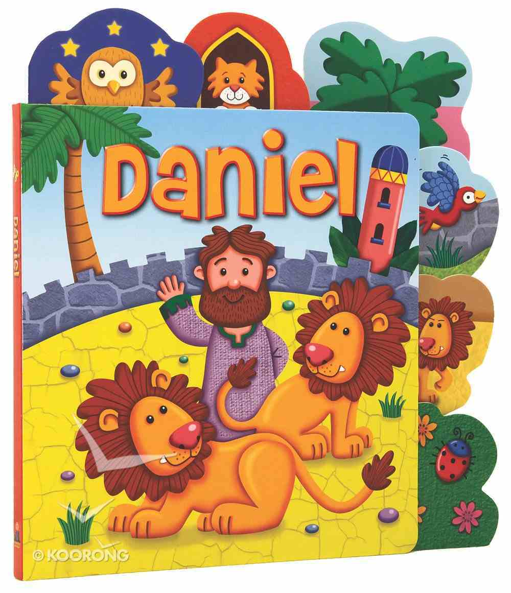 Daniel (Candle Little Tabs Series) Board Book