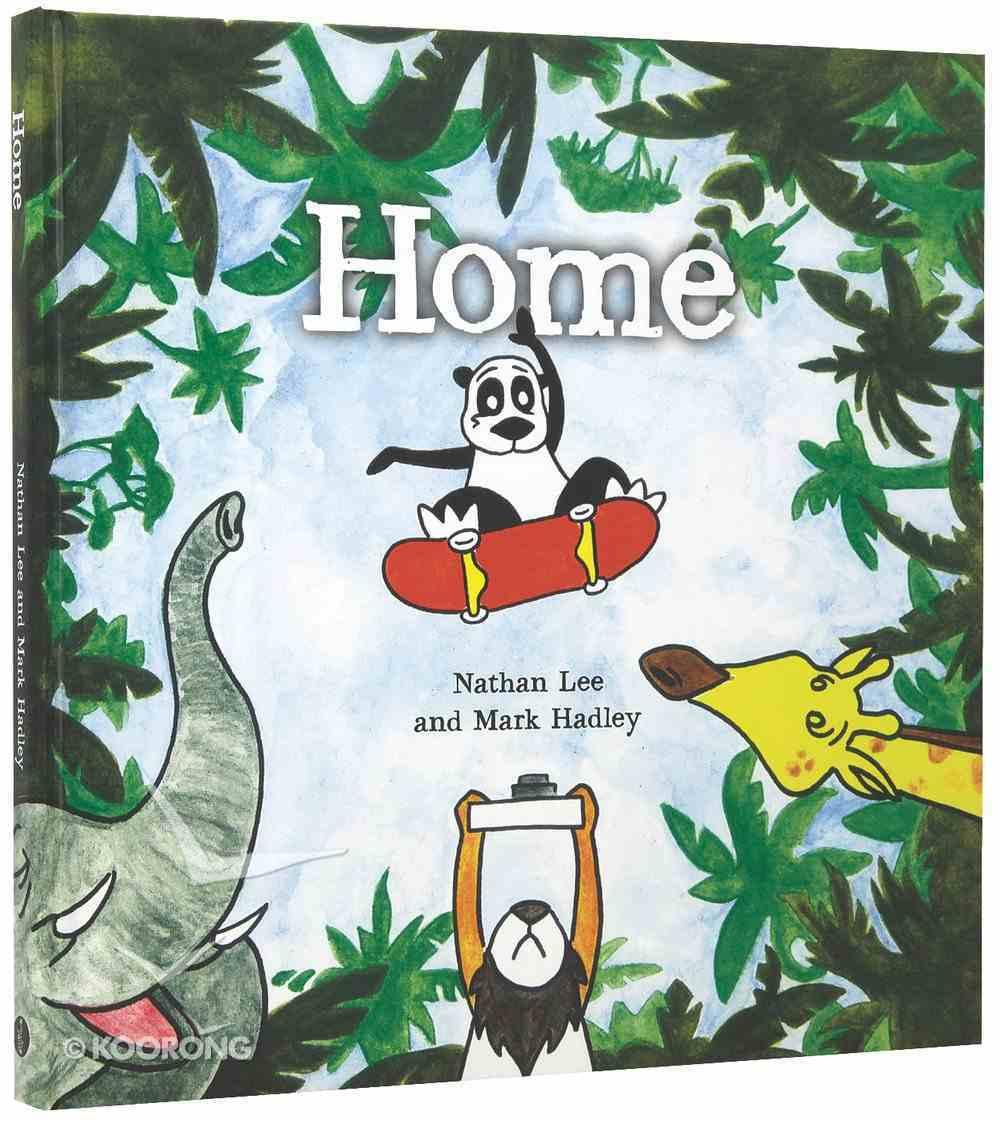 Panda Home Hardback