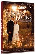 Love Begins (Love Comes Softly Series) DVD