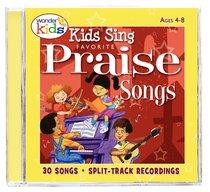 Album Image for Kids Sing Favorite Praise Songs - DISC 1