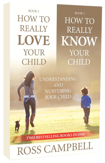 Product: How To Really Love Your Child/how To Really Know Your Child (2in1) Image