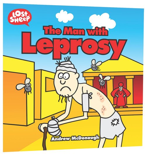 Product: Lsheep: Man With Leprosy, The Image
