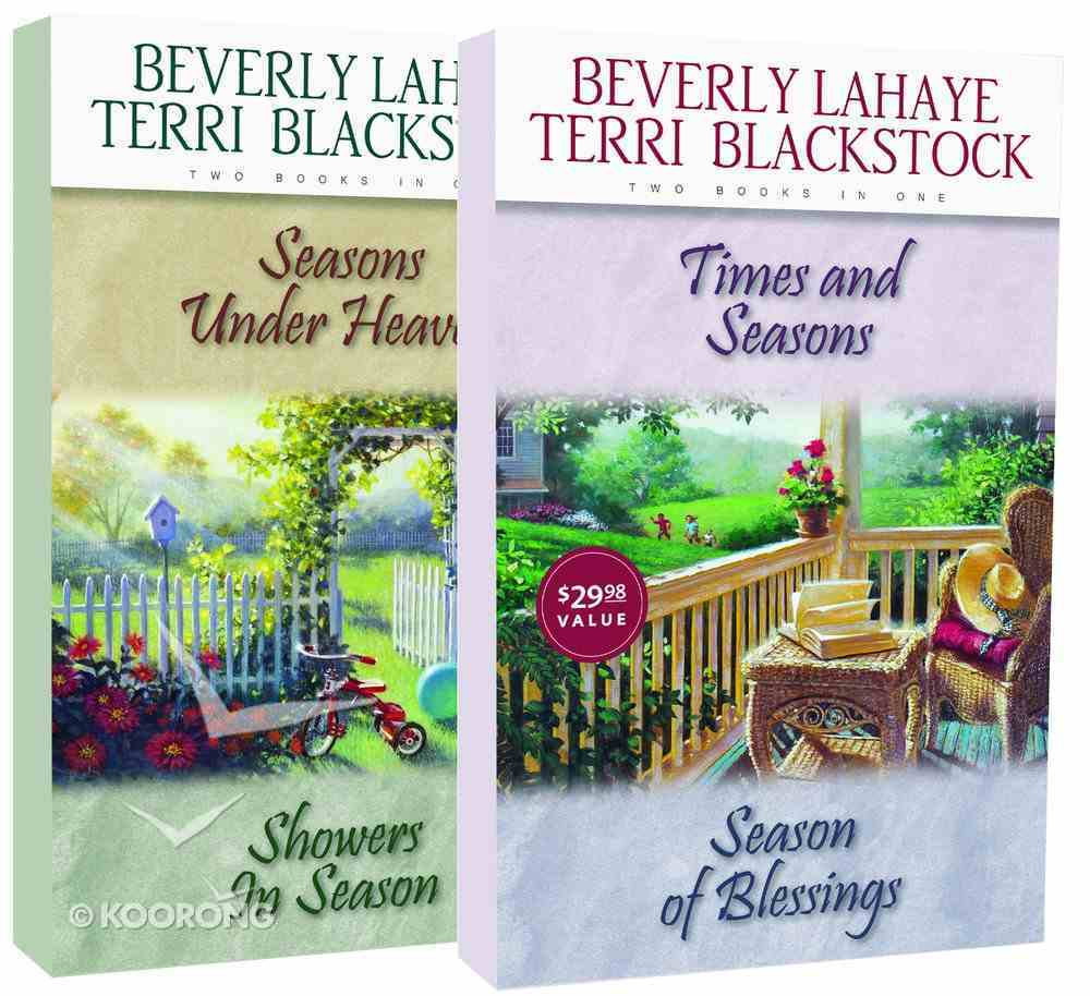 Seasons (Omnibus Edition) (Cedar Circle Seasons Series) Paperback