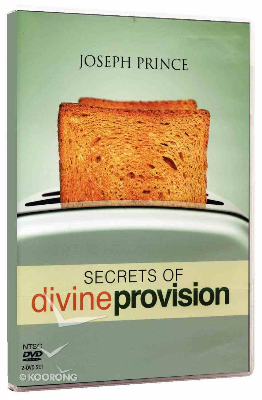 Secrets of Divine Provision (2 Dvds) DVD