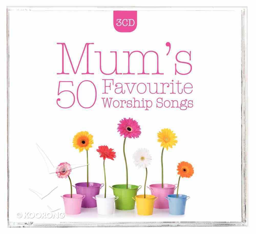 Mums 50 Favourite Worship Songs Triple CD CD