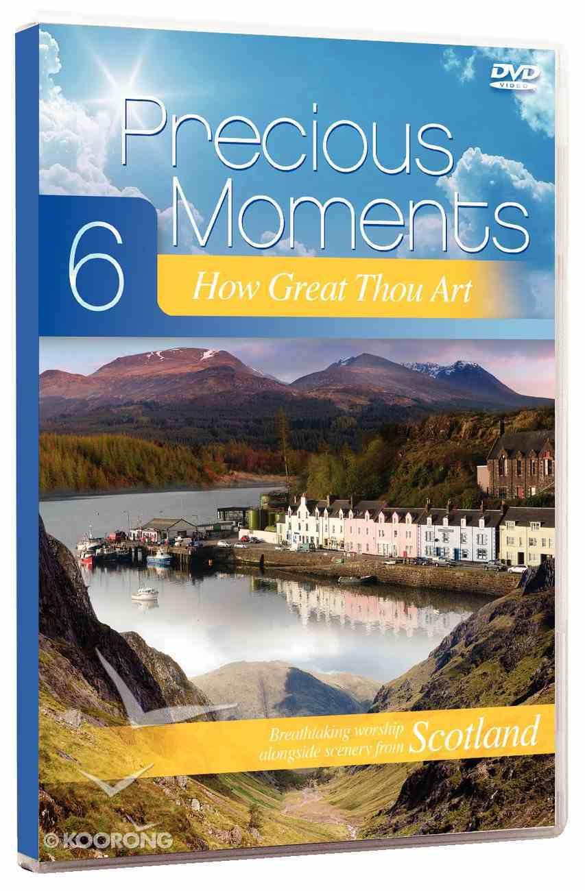 Precious Moments Volume 6 DVD