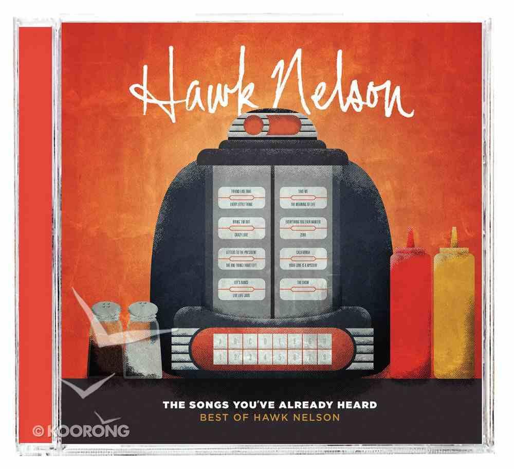 Songs You've Already Heard: Best of CD