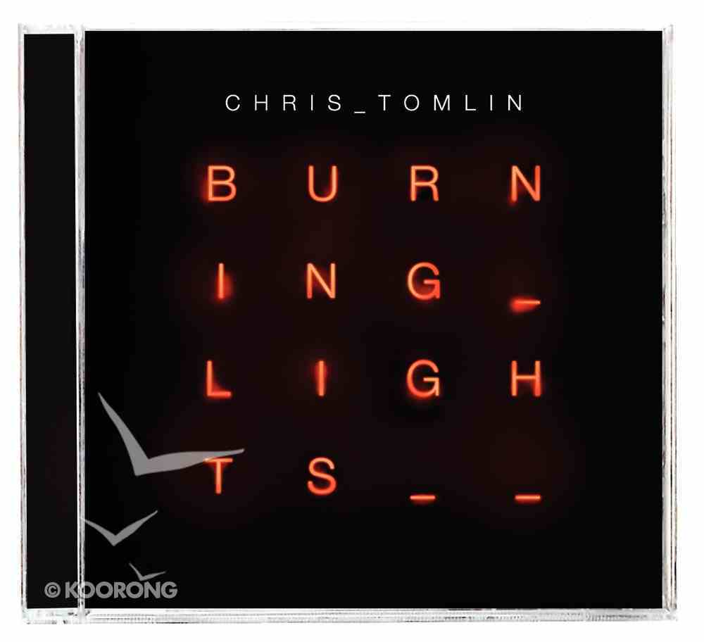Burning Lights CD