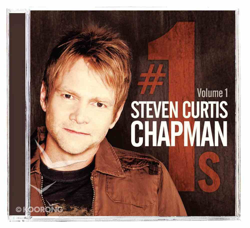 Steven Curtis Chapman: Number 1's (Volume 1) CD