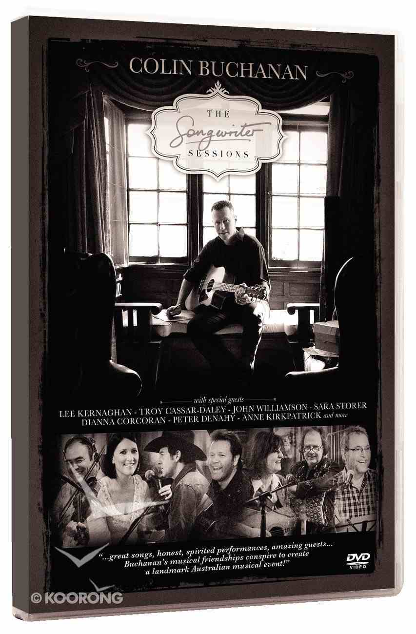 The Songwriter Sessions DVD