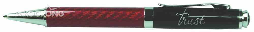Quality Carbon-Fiber Pen and Pencil Set: Trust Stationery