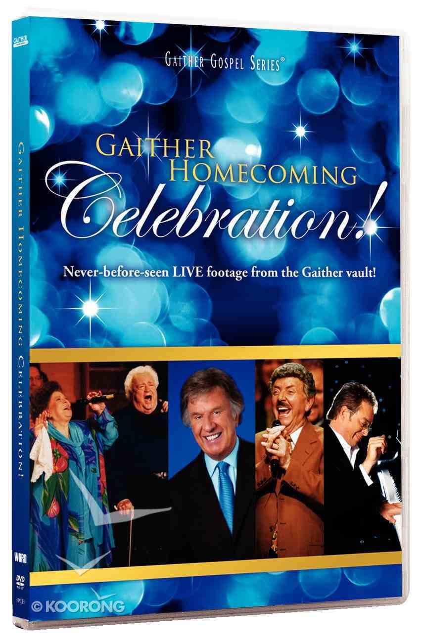 Gaither Homecoming Celebration! (Gaither Gospel Series) DVD