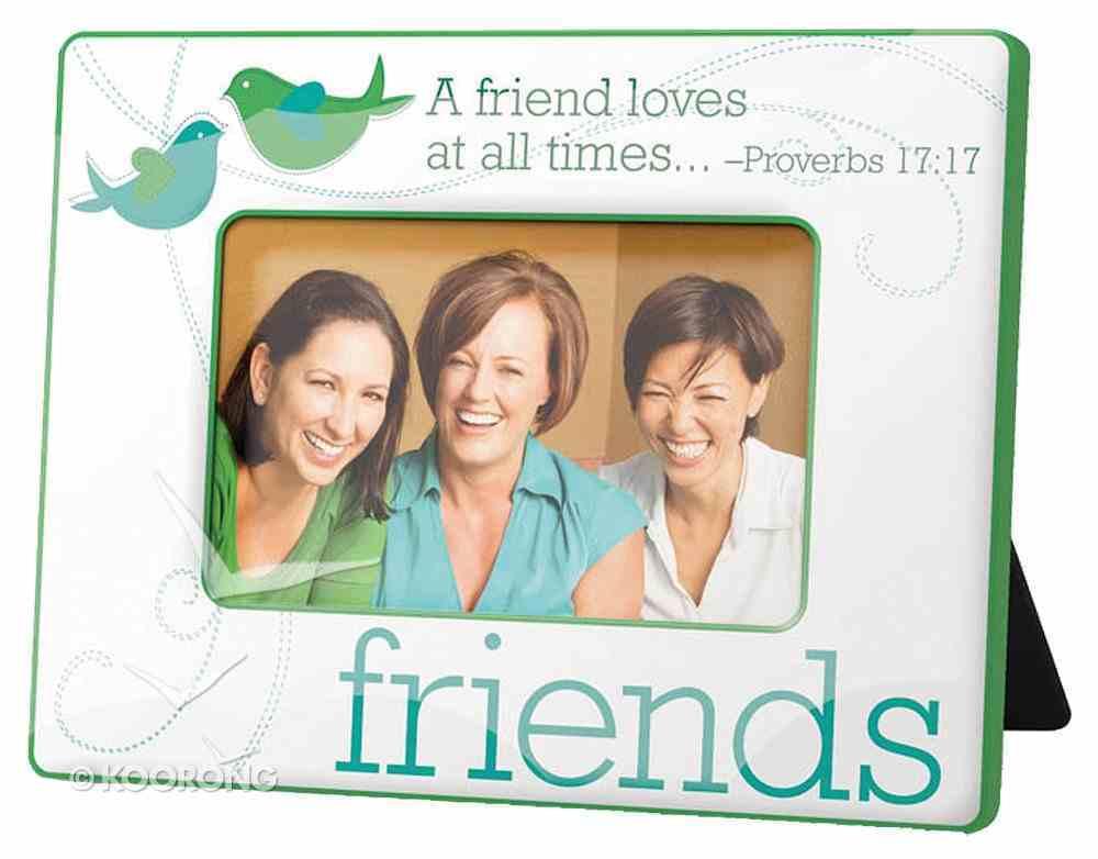 Photo Frame: Friends, Birds, Green Homeware