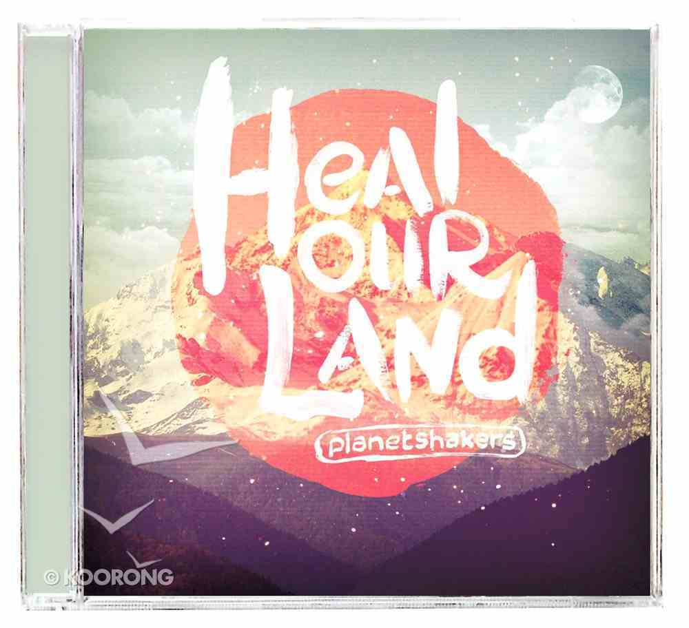 2012 Heal Our Land (Cd/dvd) CD