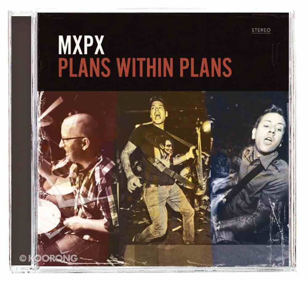 Plans Within Plans CD