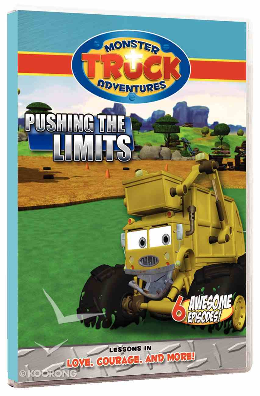 Pushing the Limits (Monster Truck Adventures Series) DVD