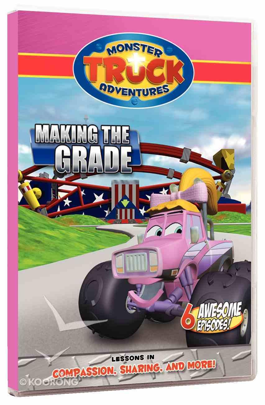 Making the Grade (Monster Truck Adventures Series) DVD
