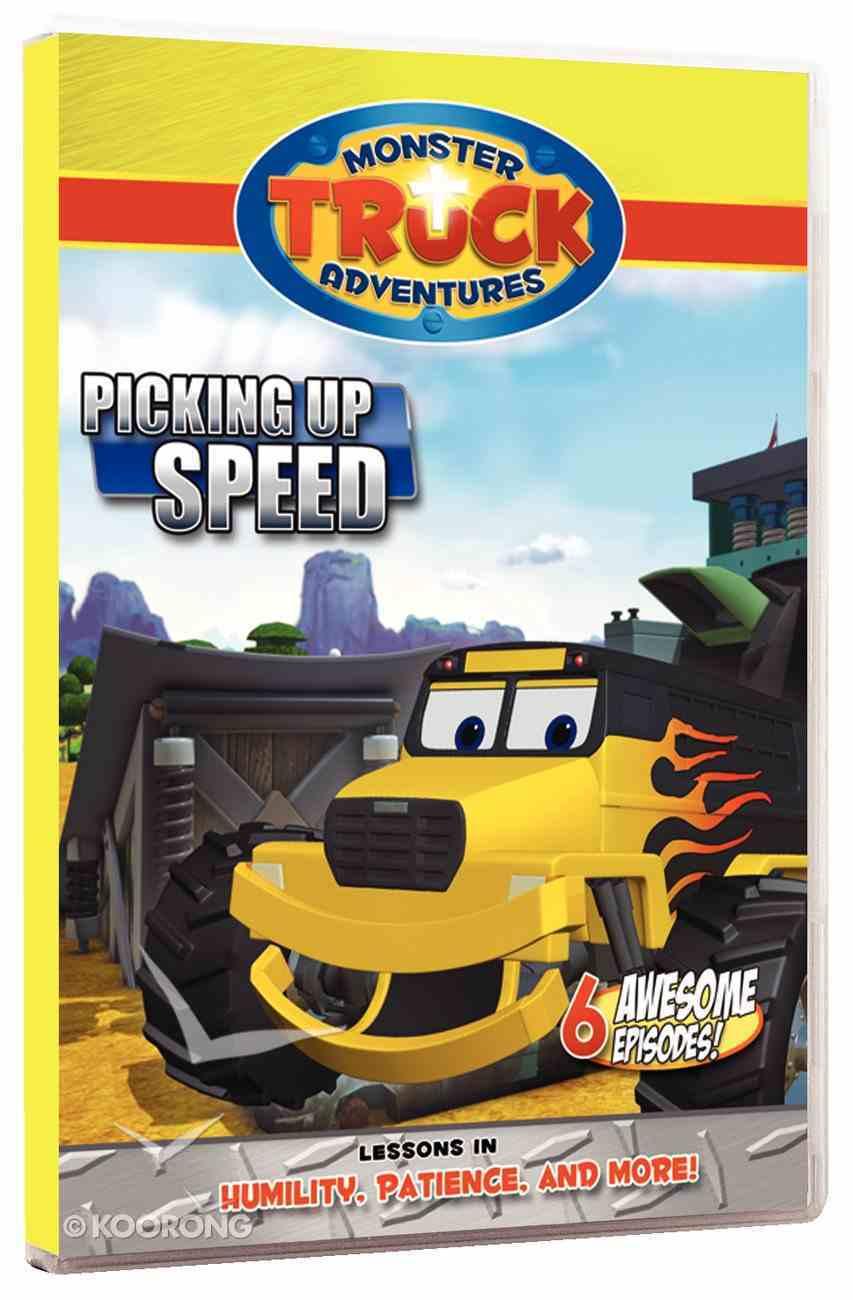 Picking Up Speed (Monster Truck Adventures Series) DVD