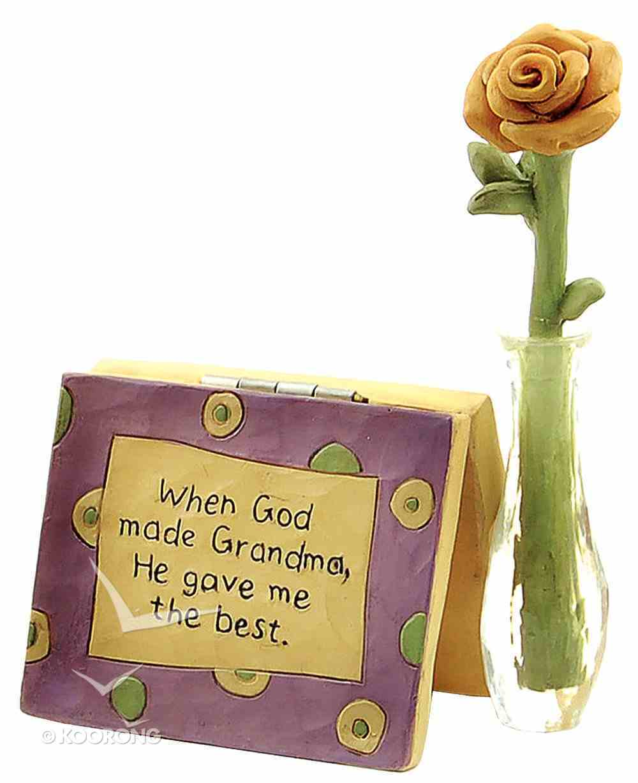 Blossom Bucket: When God Made Grandma Homeware