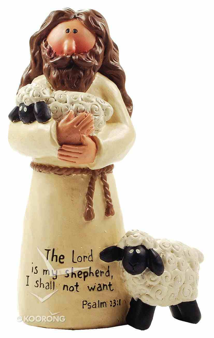 Blossom Bucket: Jesus With Sheep, the Lord is My Shepherd Homeware