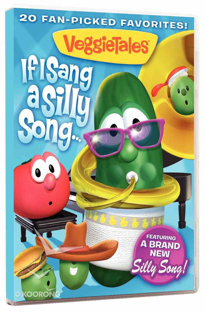 Veggie Tales #48: If I Sang a Silly Song (#048 in Veggie Tales Visual Series (Veggietales)) DVD