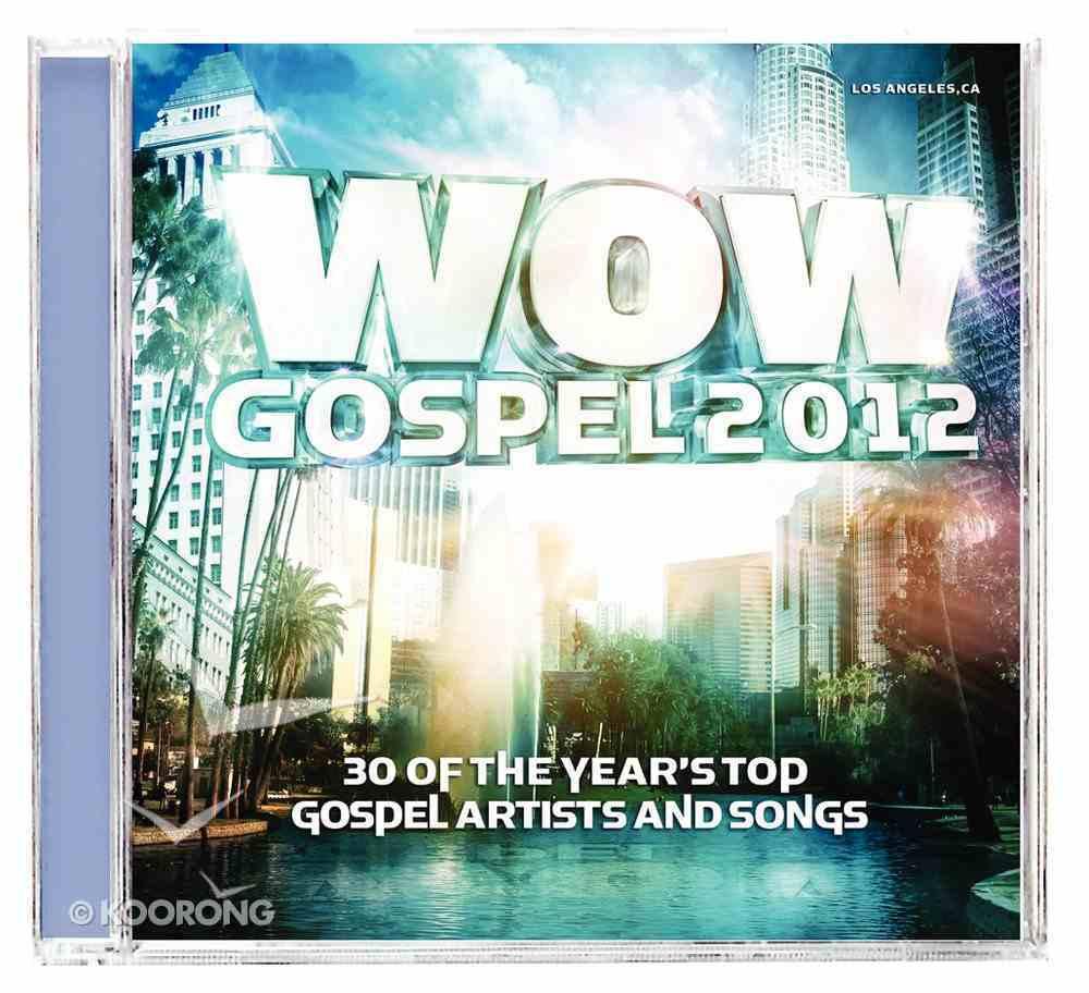Wow Gospel 2012 Double CD CD