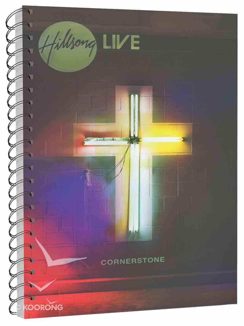2012 Cornerstone (Music Book) Paperback