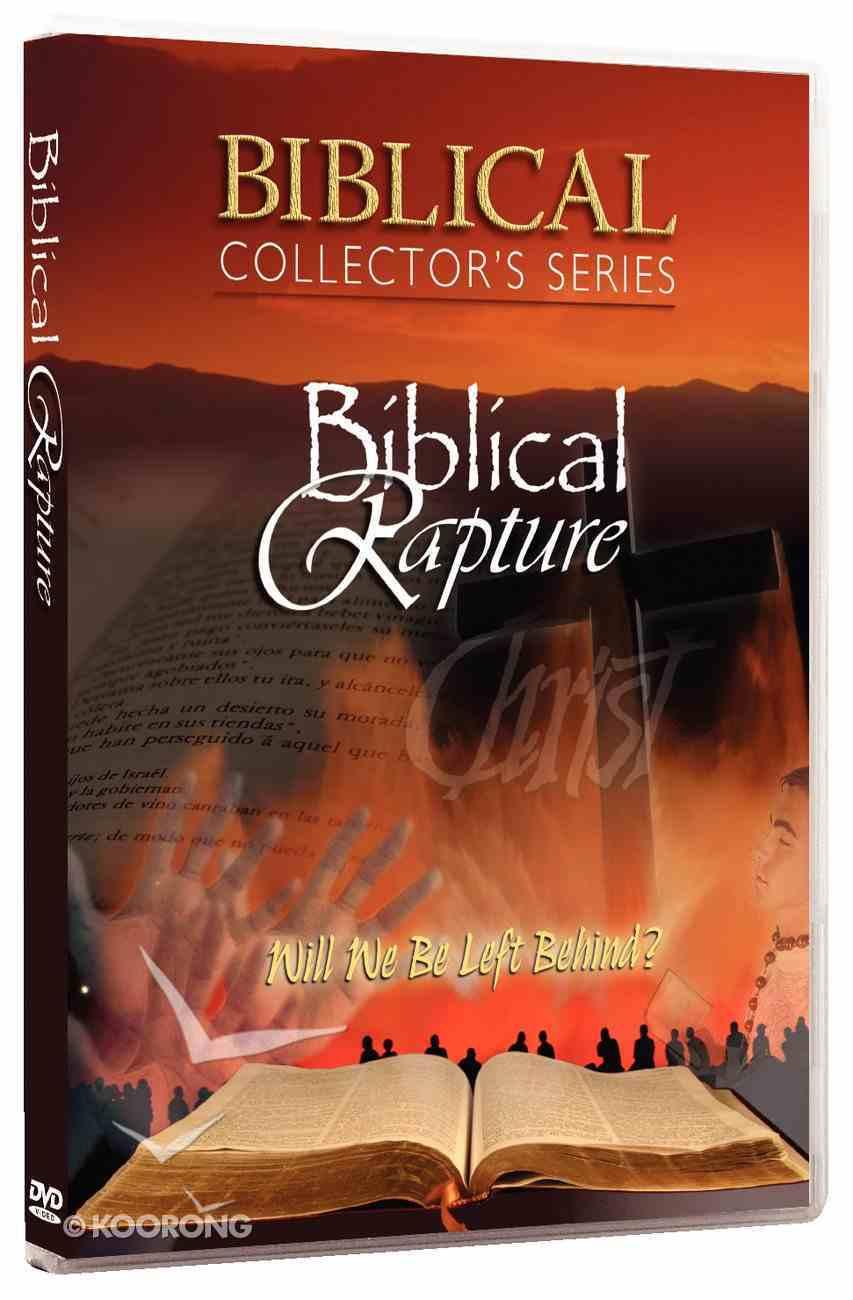 Biblical Rapture (#02 in Biblical Collector Series 2) DVD