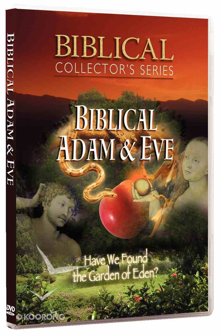 Biblical Adam & Eve (#01 in Biblical Collector Series 2) DVD