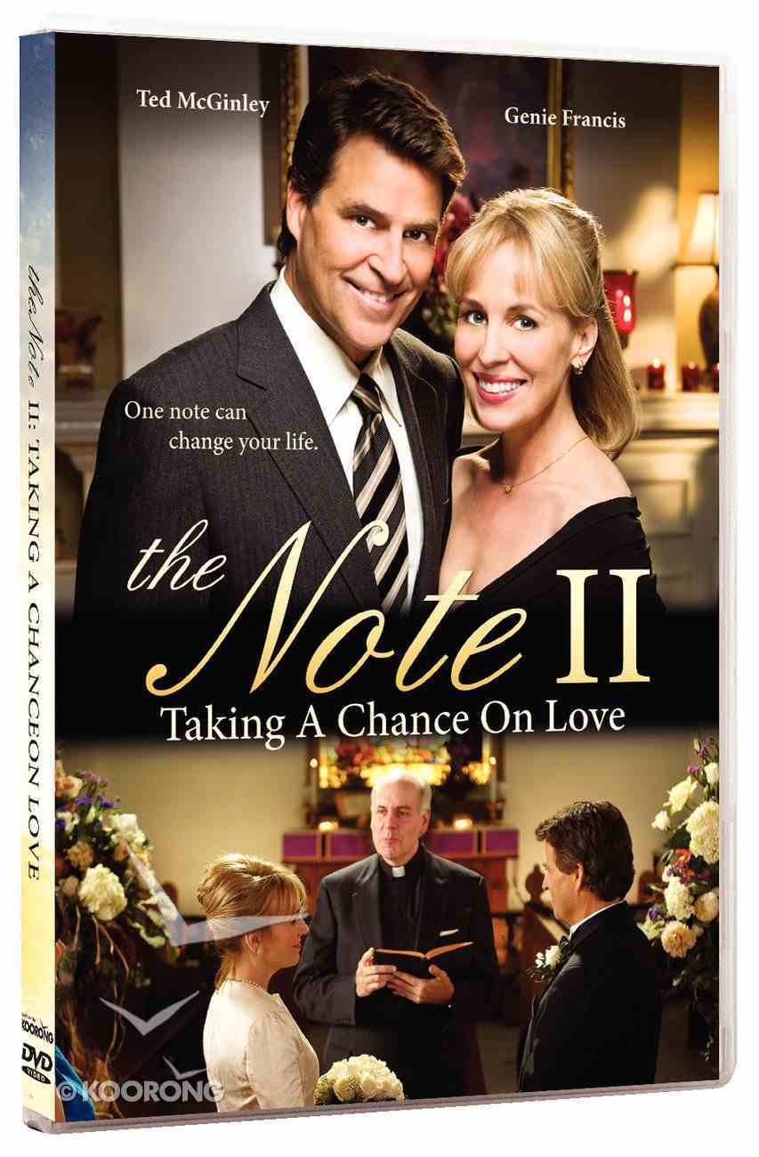 Taking a Chance on Love (The Note Series) DVD