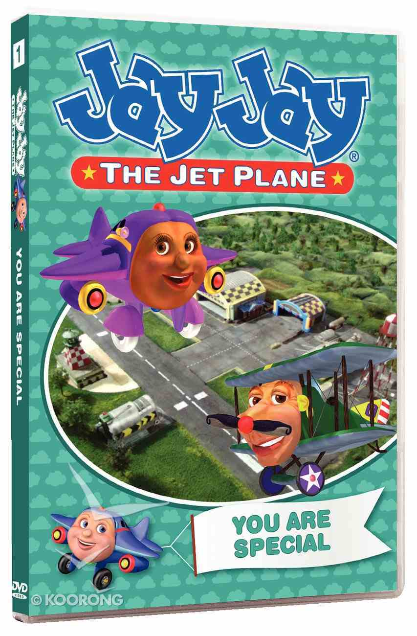 You Are Special (#01 in Jay Jay The Jet Plane Series) DVD