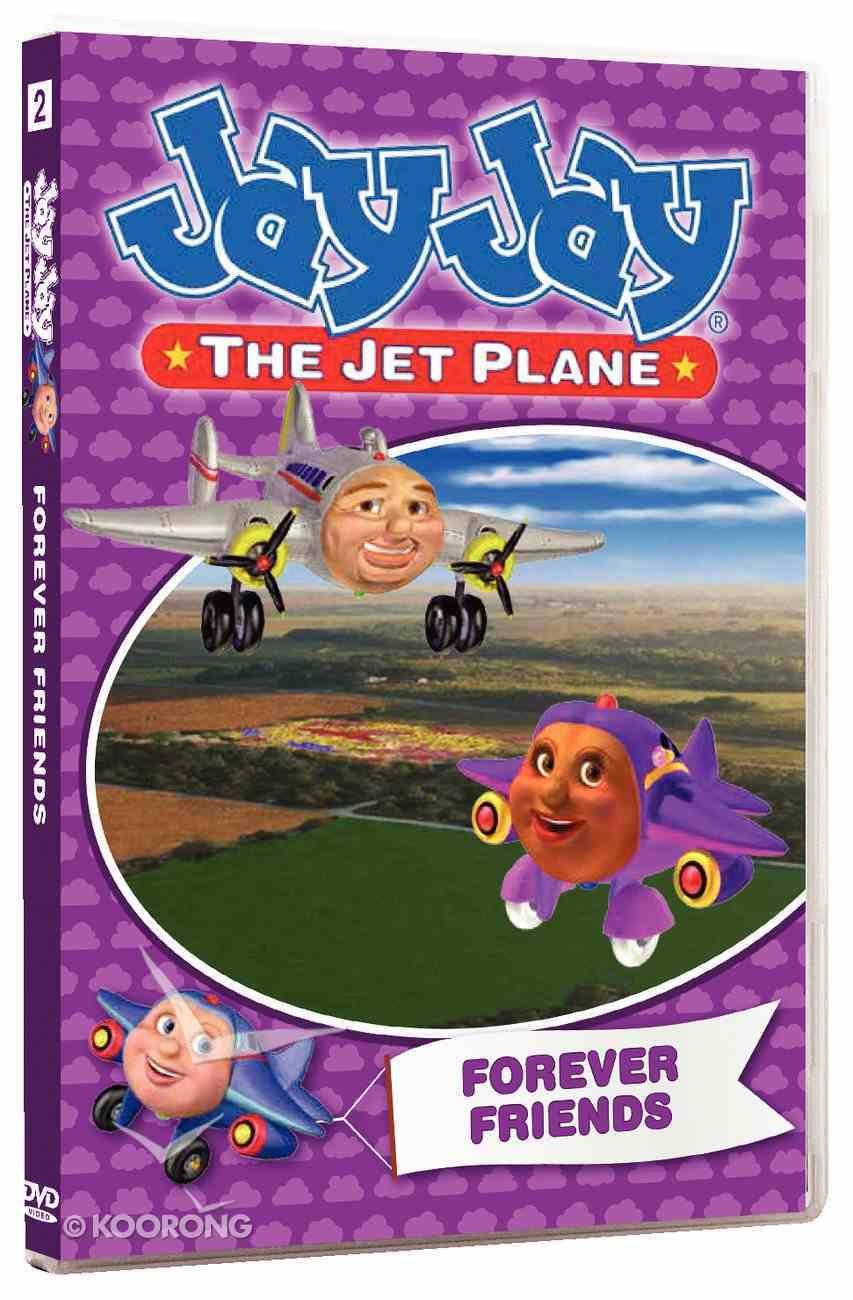 Forever Friends (#04 in Jay Jay The Jet Plane Series) DVD