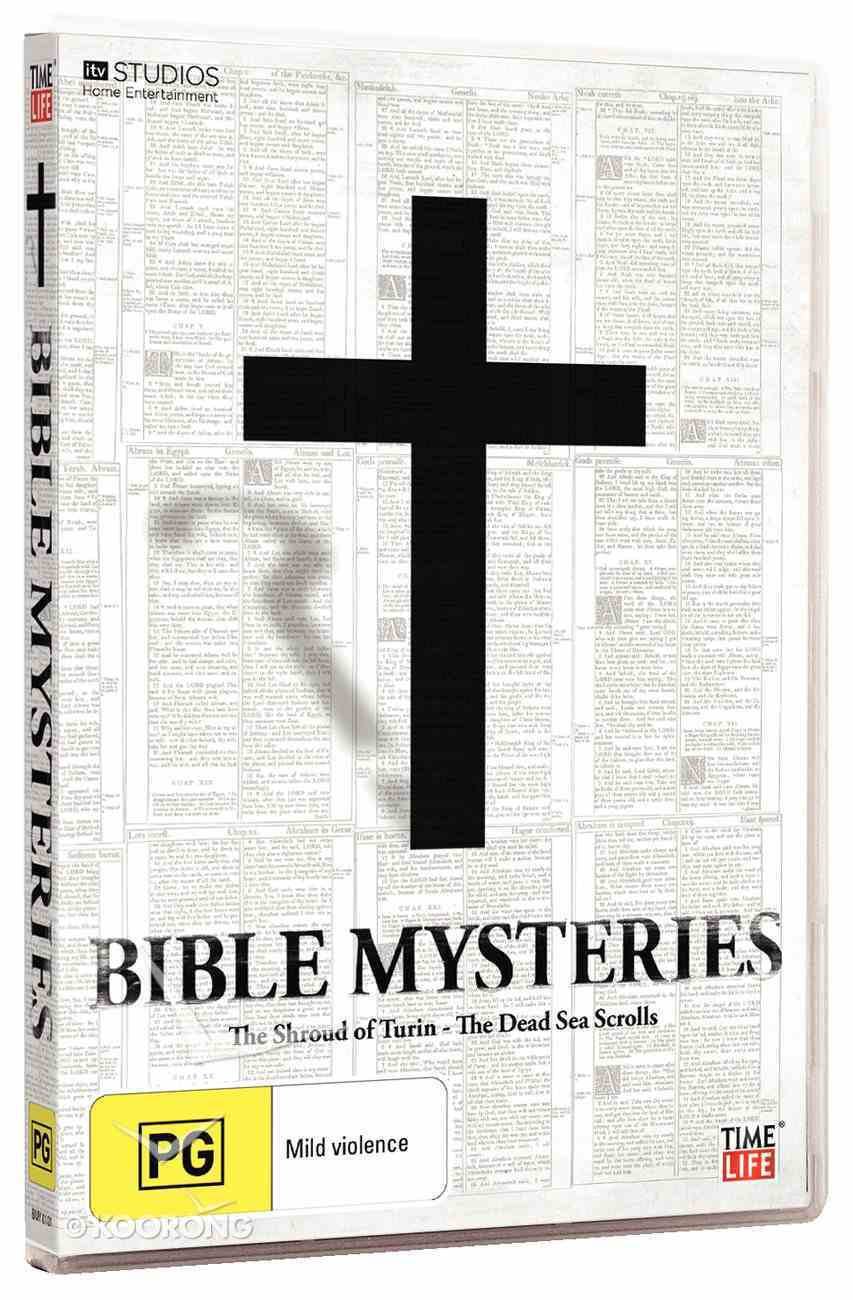 Bible Mysteries DVD