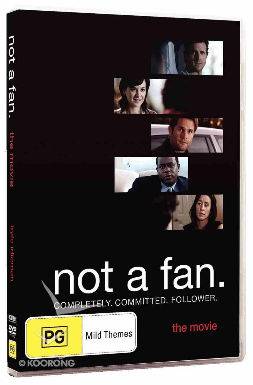 Not a Fan DVD