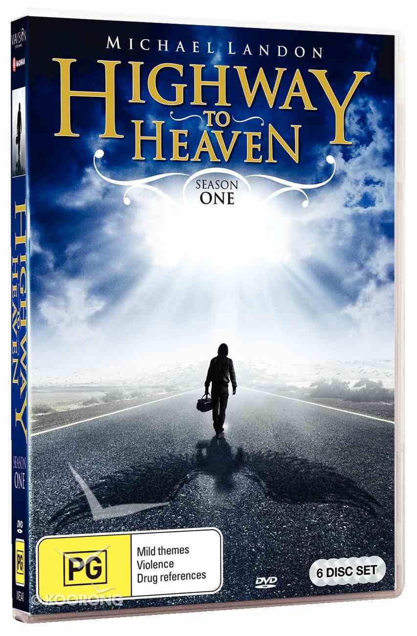 Highway to Heaven - Season 1 (7 Discs) (Highway To Heaven Series) DVD